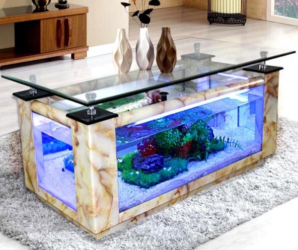 Как самому сделать аквариум в домашних 980