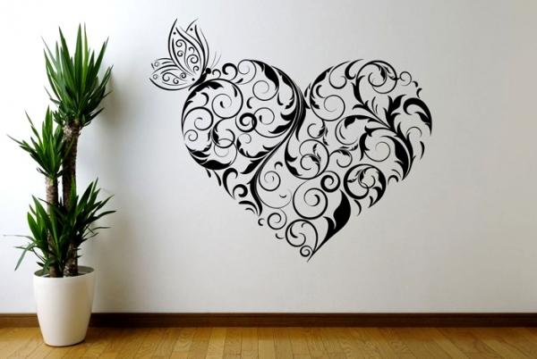 Трафареты на стену под покраску шаблоны распечатать